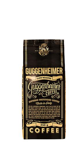 Guggenheimer coffee grounded espresso kaffee x500