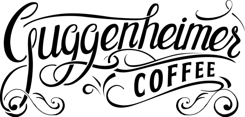 guggeinheimer Coffee logo old