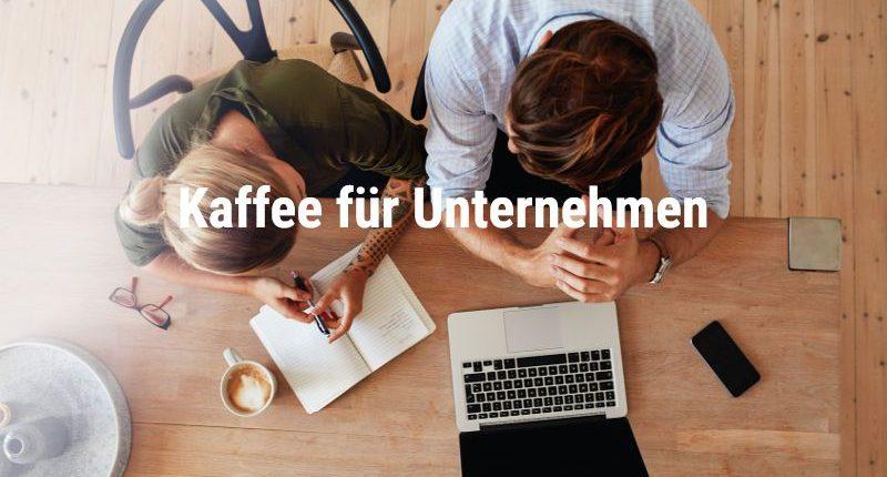 Kaffee Firmen Büro Office Coffee