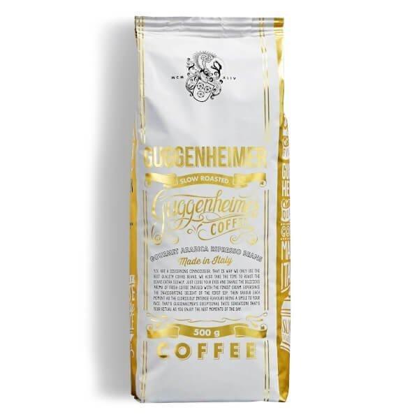 Guggenheimer Coffee Gourmet Arabica Kaffee Bohnen
