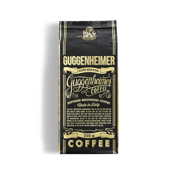 Guggenheimer-Coffee gemahlen espresso supreme