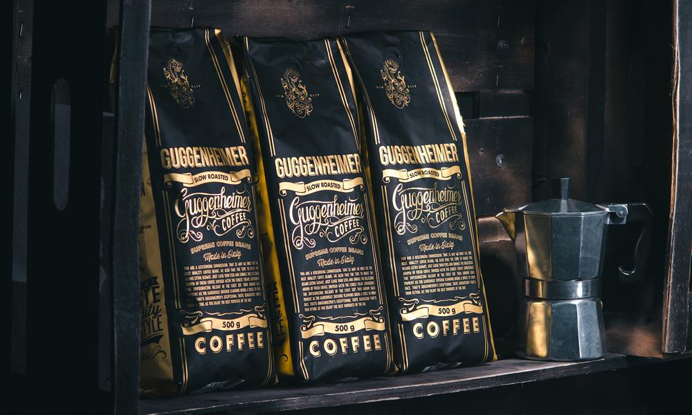 Kaffee-Großhändler