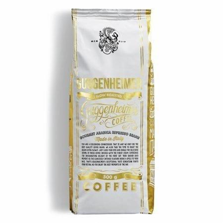 Guggenheimer Coffee Groument Arabica Kaffee Espresso